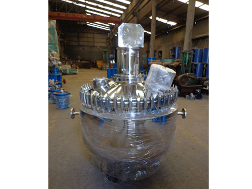 GMP- Compliant Glass Lined Reactor